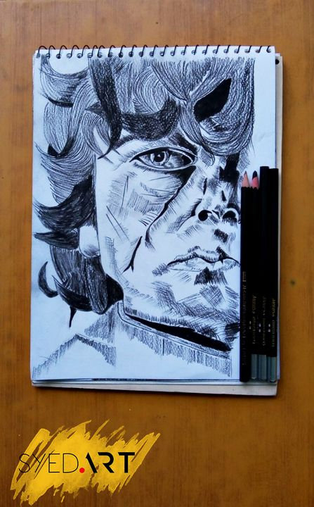 Tyrion Lannister   Game of Thrones - Syed Art