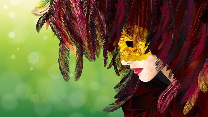 Mask - NikaLim