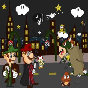 Mario Mafia (Night Time Version)