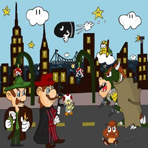 Mario Mafia (Day Time Version)