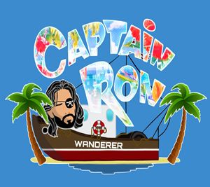Captain Ron - Italianricanart