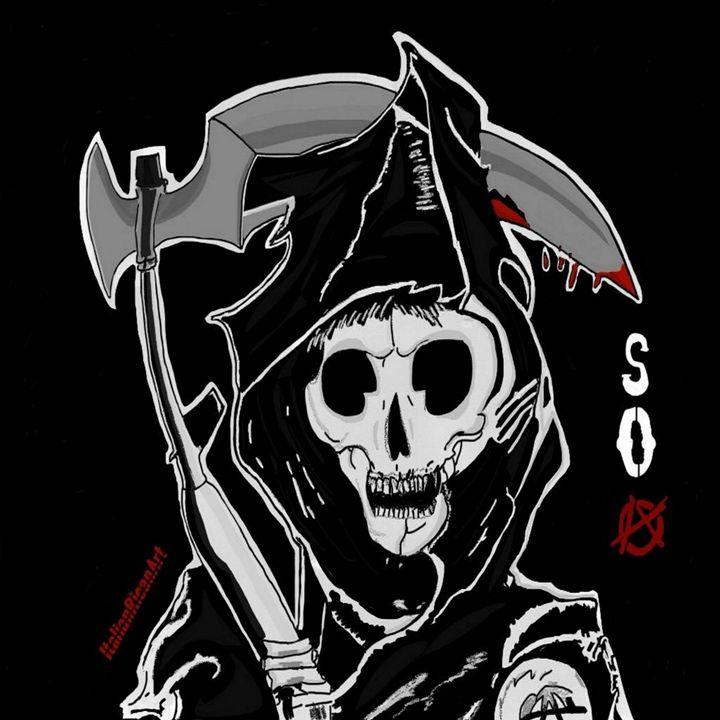 SOA Reaper - Italianricanart