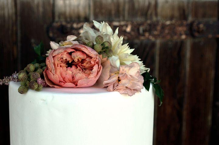 Wedding Cake - Paige Evans