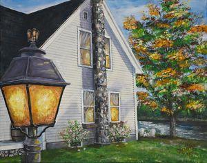 Warm Light of Home