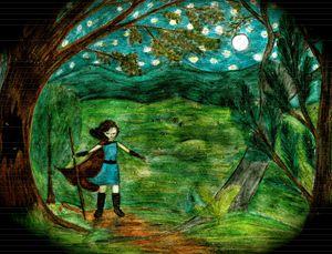 Firefly Darkness