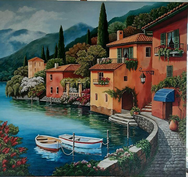 Italy - Ana Isac