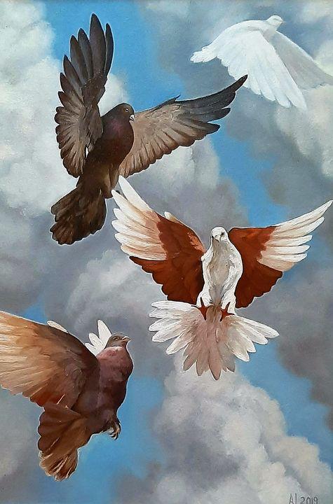 Birds - Ana Isac