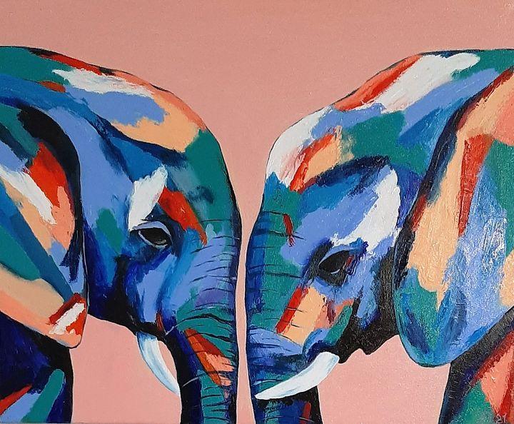Elephants - Ana Isac