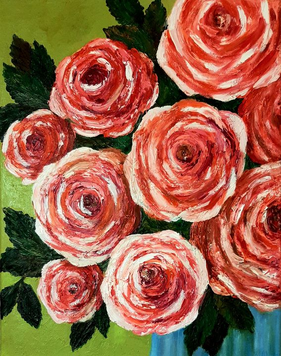 Flowers - Ana Isac
