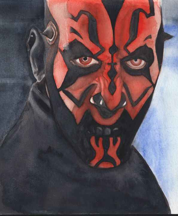 Darth Maul - Joseph Silver