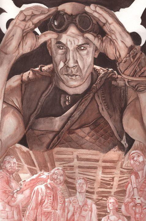 Riddick - Joseph Silver