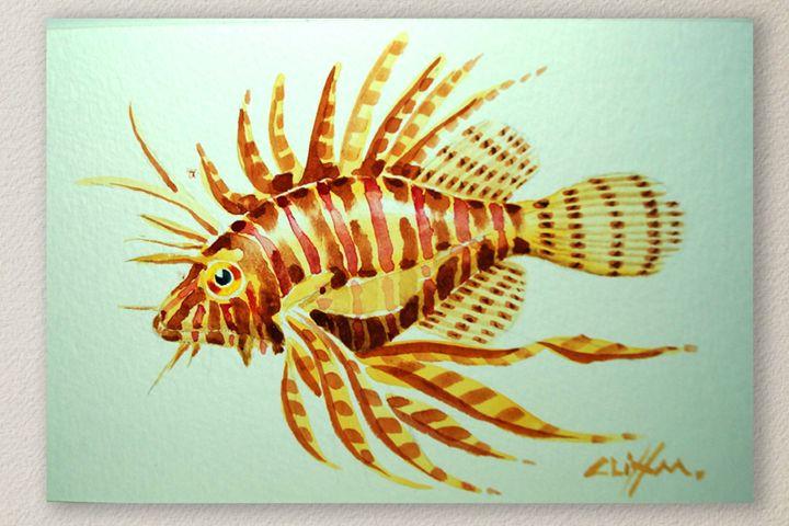 Fish Twelve - Clifton Moorhead