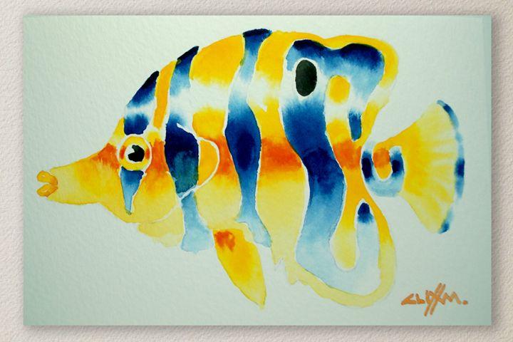 Fish Two - Clifton Moorhead