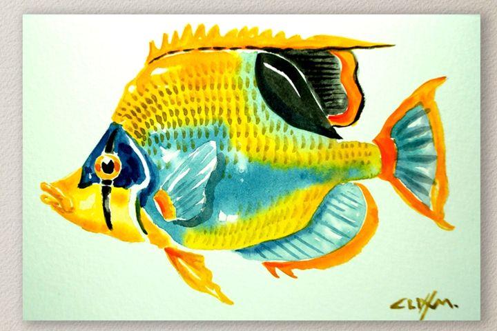 Fish Four - Clifton Moorhead