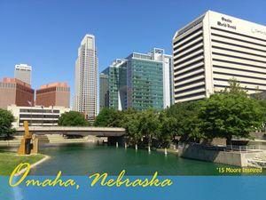Omaha Skyline Photo