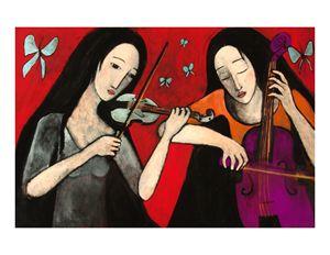Winged music