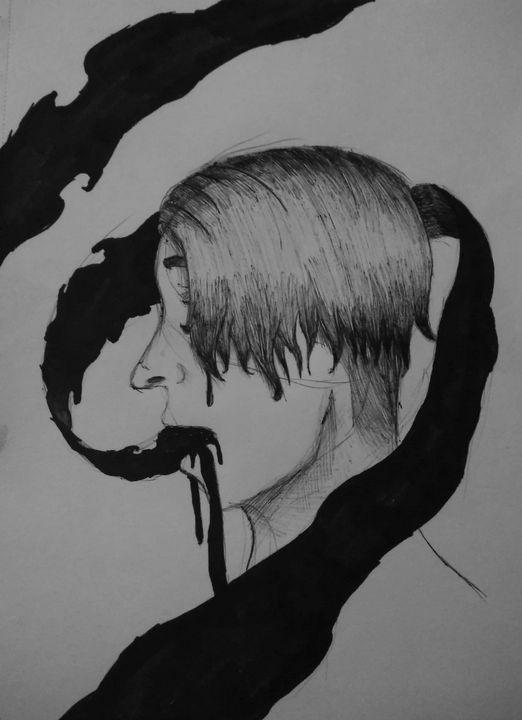 Drool - JadedRose Art