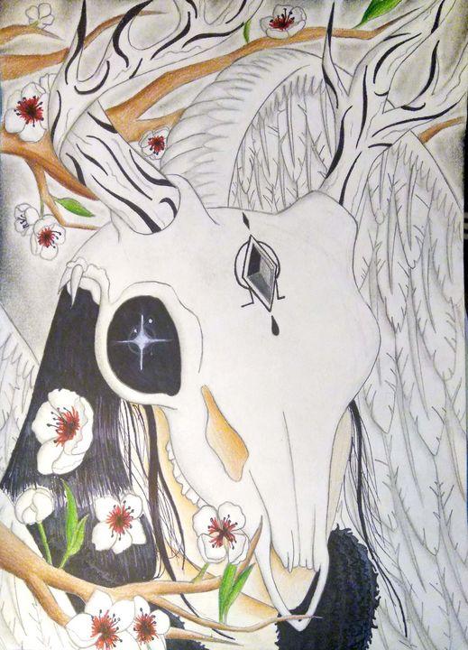 Belle Mort - JadedRose Art
