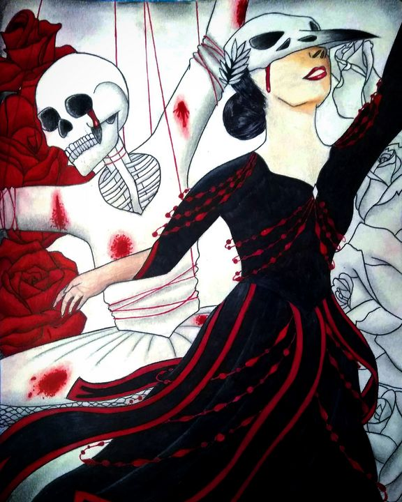 Eternal Dance - JadedRose Art
