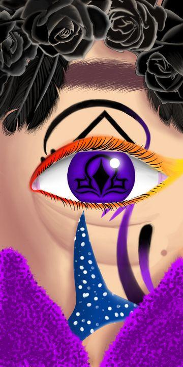 Eye of Pyrem - JadedRose Art
