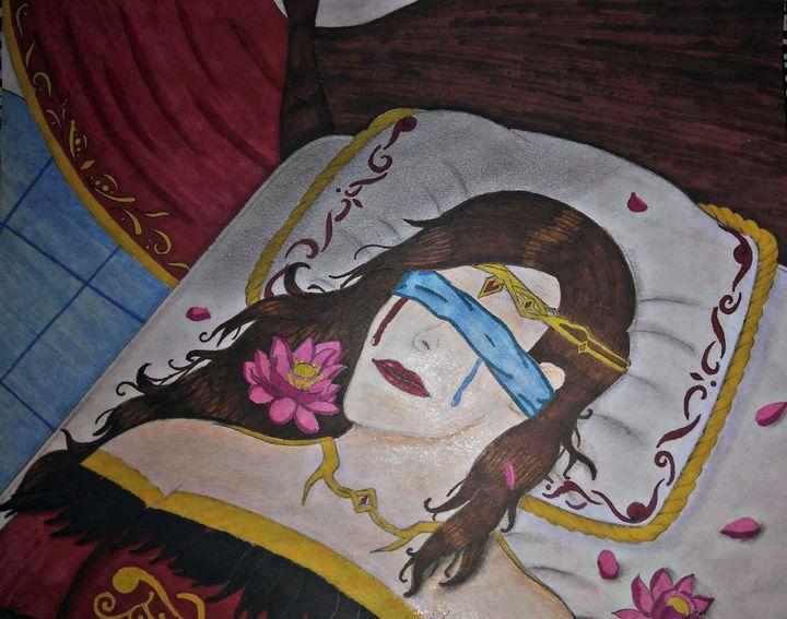Blinding Fantasy - JadedRose Art
