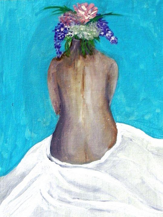 Flower Vase - R.C Chacon