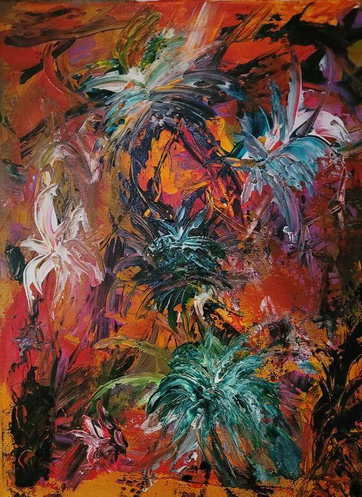 Dante's Flower Garden - Lee Nelson