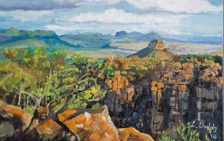Valley of Desolation - Lize Duddy