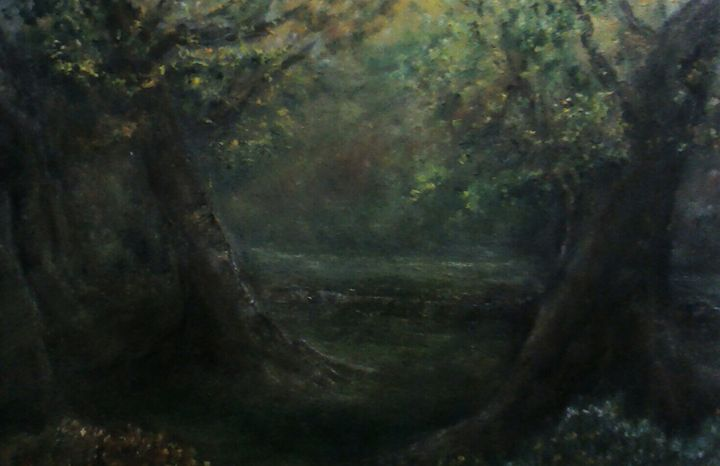 Edge of the forest - PaulRowe