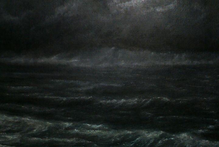 Storm horizon - PaulRowe