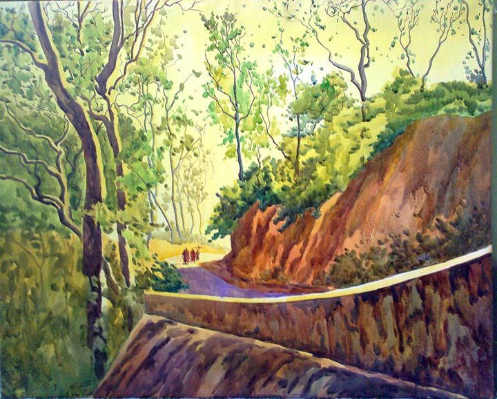 The Path - THANHTIKEARTIST