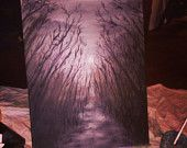 Moonlit Path - smARTart by McSwish