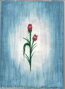 Le nimbe de la fleur