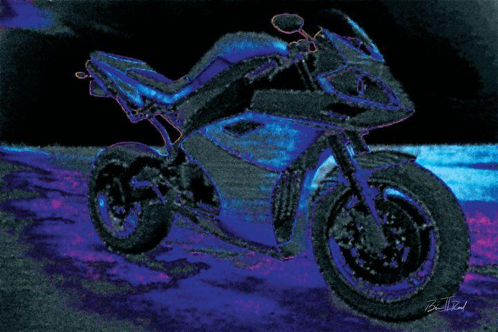 Night Cycle - Brian Reed II
