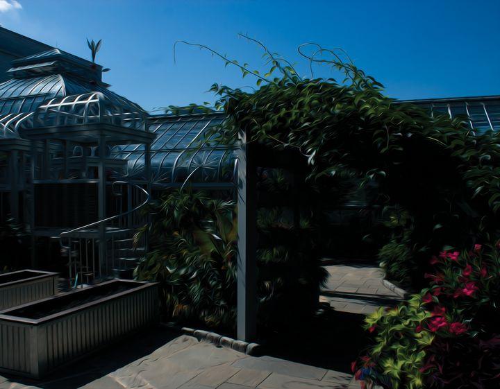 House Garden II - Brian Reed II