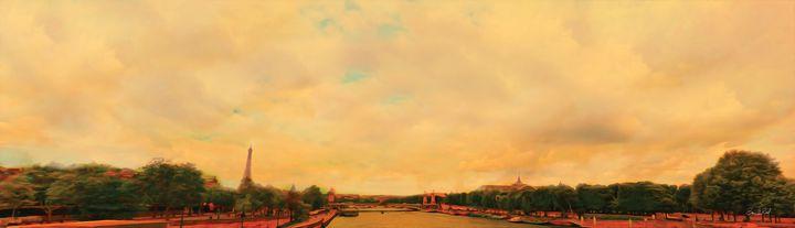 Paris - Brian Reed II