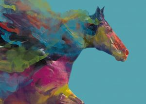 The Paint Horse