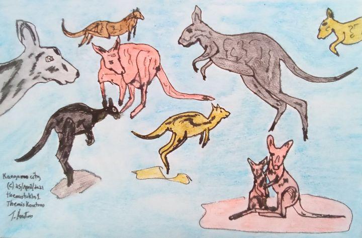 kangaroo city - themistoklis1