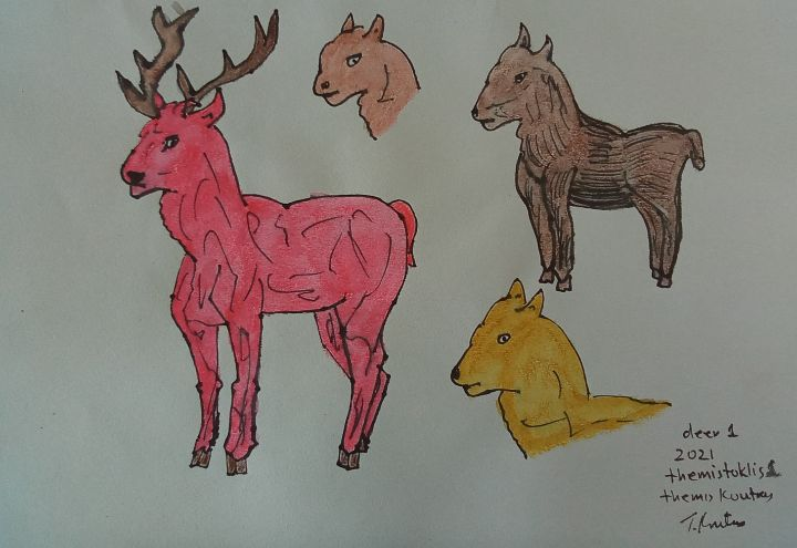 deer 1 - themistoklis1