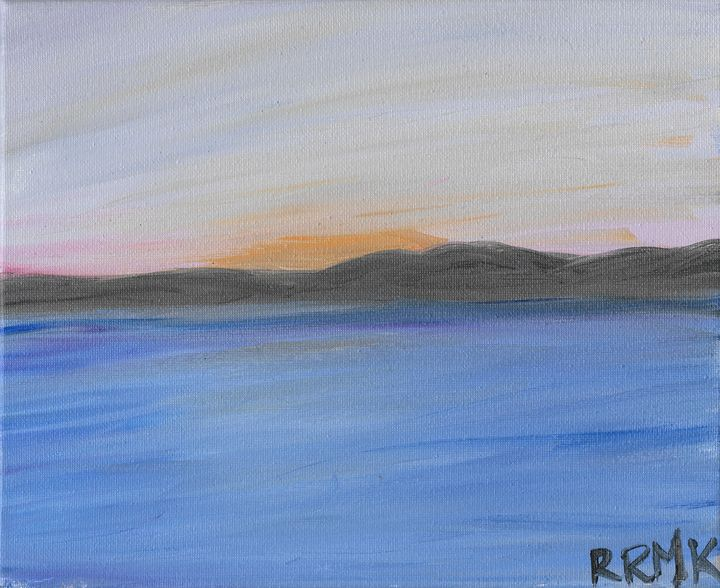 Sunset - Rebecca Magurean