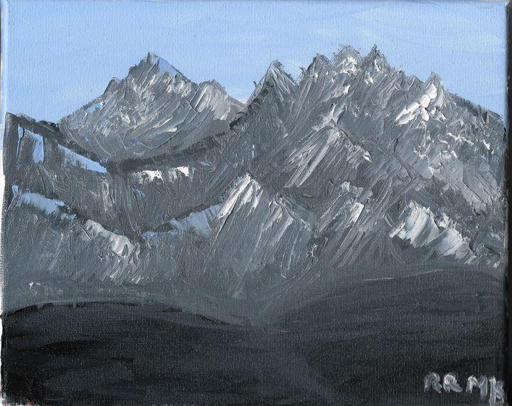 Mountains - Rebecca Magurean