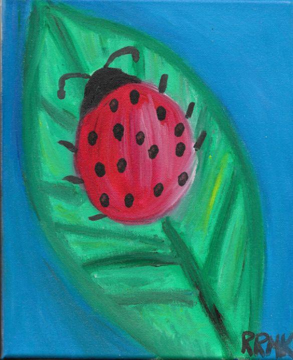 Lady bug - Rebecca Magurean