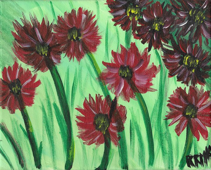 Flowers - Rebecca Magurean
