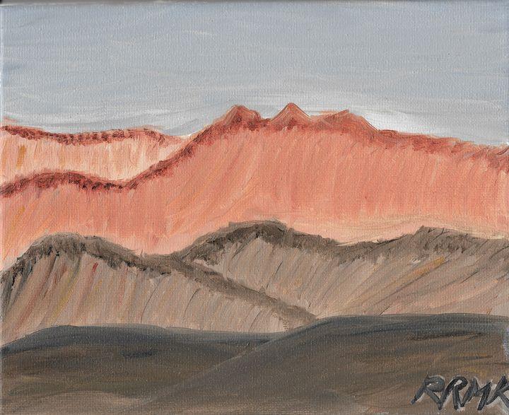 Canyons - Rebecca Magurean