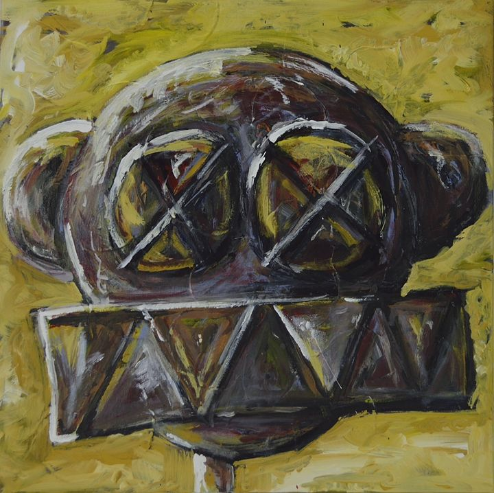 Untitled (Head) - Patrick Walsh