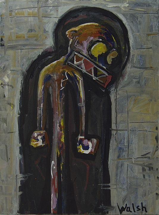 Tear Drip - Patrick Walsh