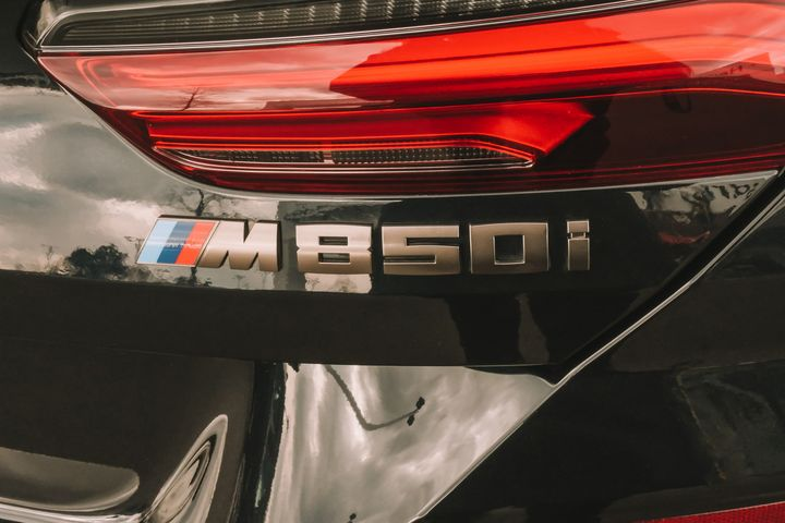 2019 BMW M850i - D.N.S.Photography