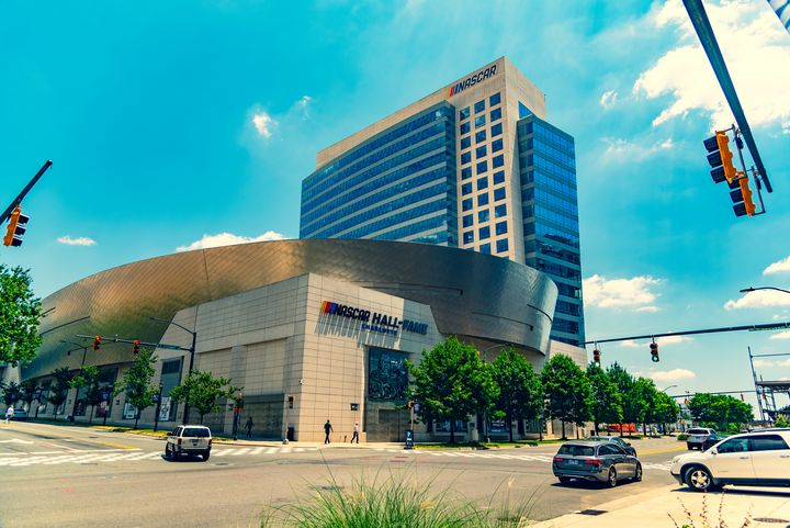 NASCAR Hall of Fame - D.N.S.Photography