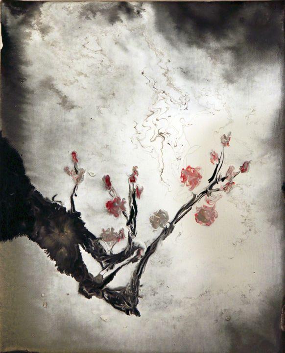 Plum blossom - VV