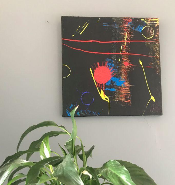 Abstract with objects - MartaHNowak
